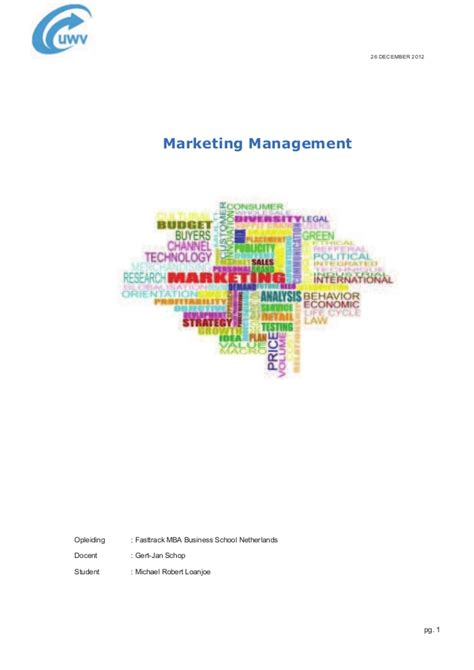 Stryker Mba Market Intelligence by Mba Paper Marketing Management In 2013