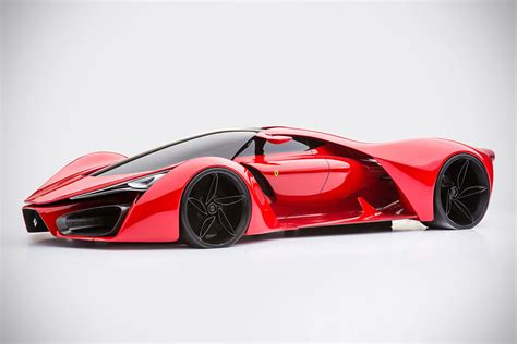 ferrari supercar concept ferrari f80 supercar a stunningly beautiful concept that