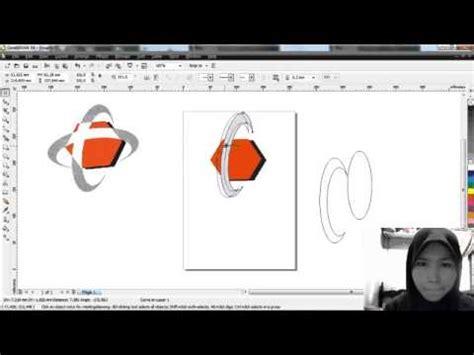 membuat logo corel draw x4 membuat logo telkomsel menggunakan coreldraw x4 youtube