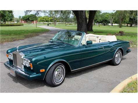 corniche rolls royce for sale classic rolls royce corniche for sale on classiccars
