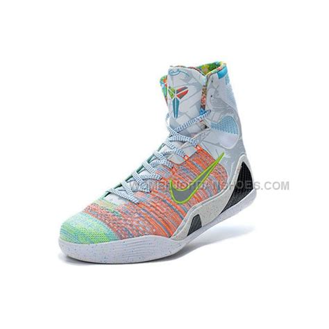 kobes shoes for 9 what the 9 elite xdr shoes rainbow for sale