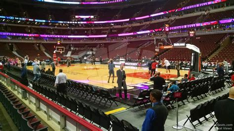 section 109 united center chicago bulls united center section 109 rateyourseats com