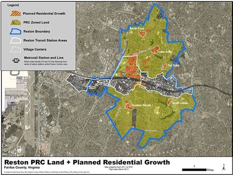 fairfax county virginia gis planning reston is experiencing growing pains
