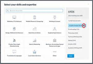 how to edit your list of skills profile freelancer support