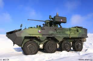 Armoured personnel carrier pandur ii 8x8 ministry of defence