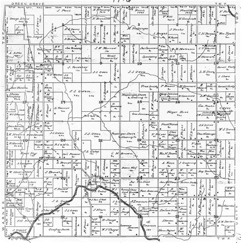 plat maps clark county wisconsin maps gazetteers