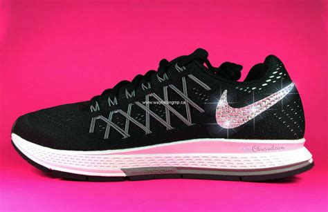 custom nike shoes for a2162000005459 bling nike shoes womens air zoom pegasus