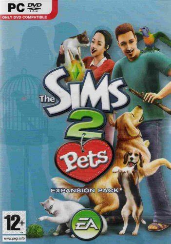 the sims 2 pack the sims 2 pets expansion pack release date pc