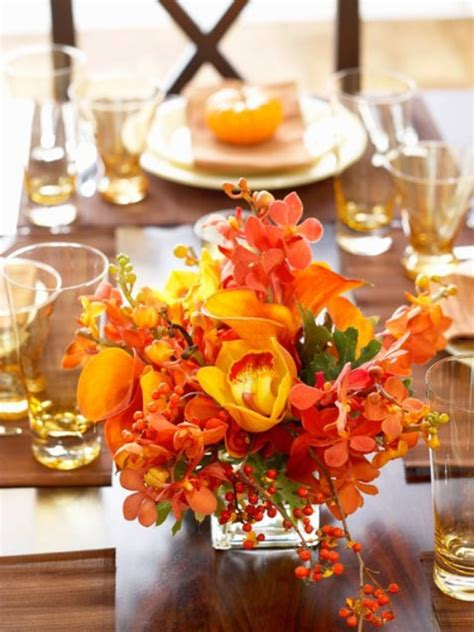 thanksgiving decor in natural autumn colors digsdigs