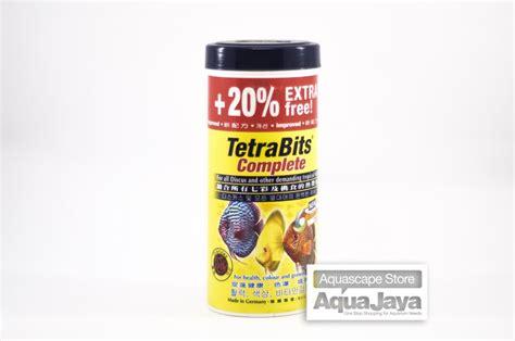 Pakan Ikan Tetra Bits tetrabits complete tetrabits complete 20 93gr aquajaya