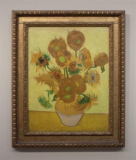 van gogh museum amsterdam zonnebloemen van gogh museum wikipedia