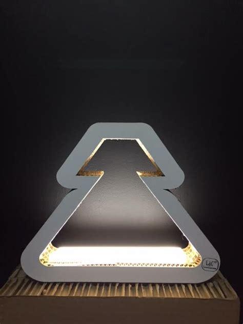 luce da tavolo lucedicartone luce 16 lada da tavolo therapy4home