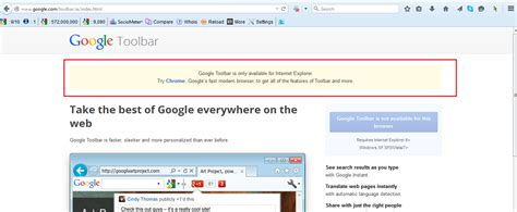 google top bar google toolbar setup to check pagerank and search terms