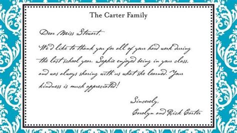thank you letter to someone else thank you letter second best free home design