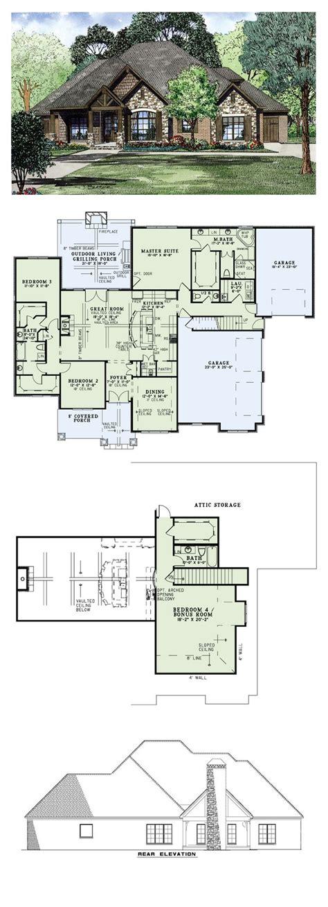 best selling floor plans craftsman european ranch tudor house plan 82162
