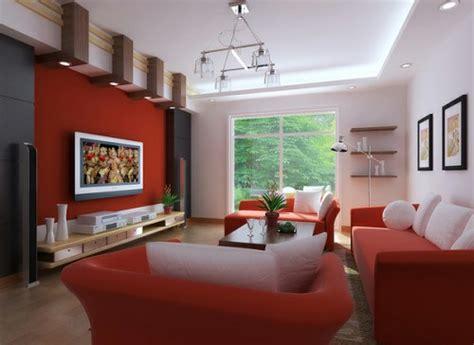 color interior rojo carmes decoraci 243 n de salas en color rojo