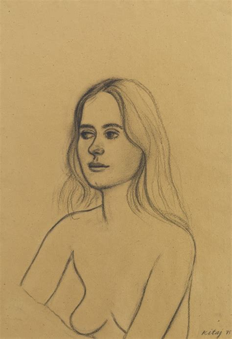 Drawing Outlines For Painting by 17 Best Images About Kitaj R B On On Canvas Artworks And Museum