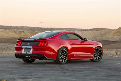 2015 shelby mustang debuts with 627 horsepower