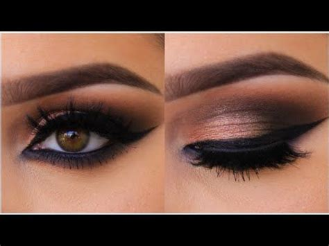 Murah Eyeshadow Decay Smoky Smokey Eye Eyeshadow cat eye smoky tutorial using decay smoky 4 palette and make up looks