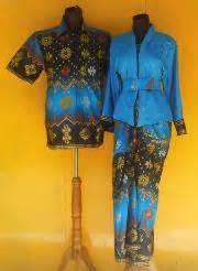 Baju Batik Prada Sarimbit Pekalongan grosir baju batik pekalongan busana batik pekalongan murah