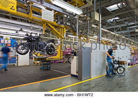 Bmw Motorrad Factory Germany by Production Bmw Motorcycle Factory In Berlin Germany