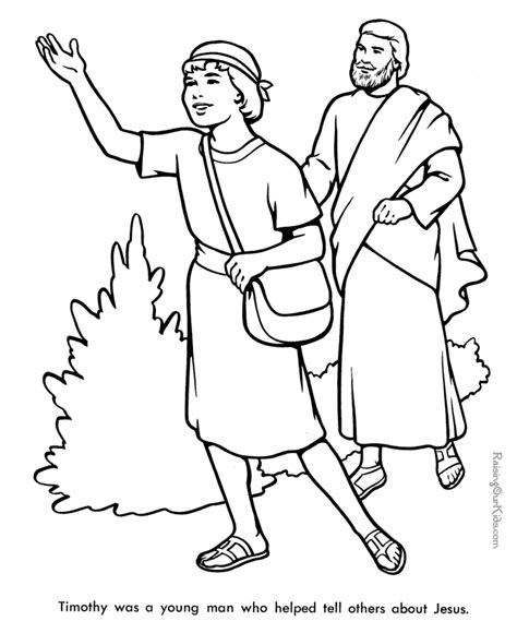 jesus coloring pages pdf timothy bible coloring page to print also http www