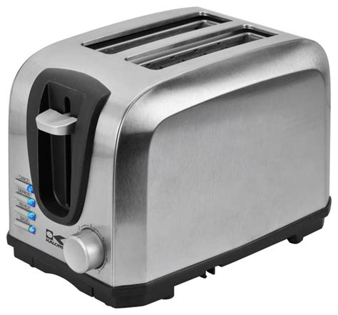 Toaster Technology high tech toaster 2 slice contemporary toasters by kalorik