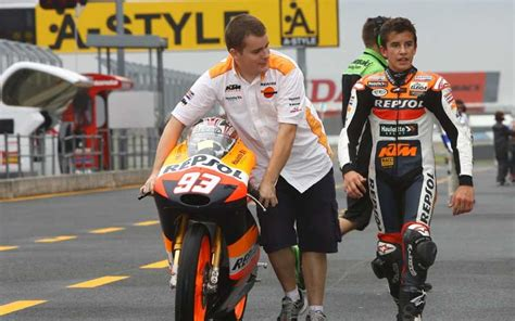 Marc By Marc 2008 by Freak Ends Rookie S Season Mcn
