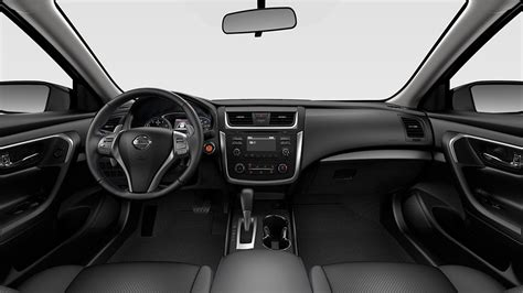silver nissan inside 2016 nissan altima exterior and interior color options