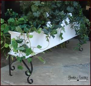 window box planter stands garden planter stand flower box stand