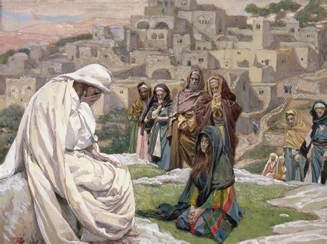 Biblical Ls by Tissot Jesus Chronicler
