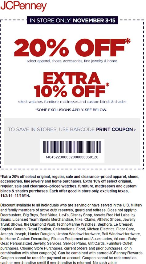 jcpenney printable coupons for december 2014 jcpenney printable coupons june 2014 www pixshark com