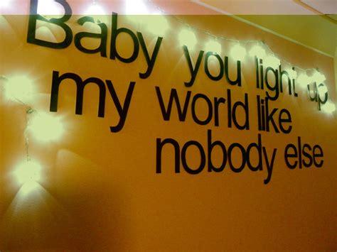 light up my room lyrics quotes quotesgram
