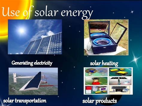 what is the purpose of solar panels solar energy and its uses