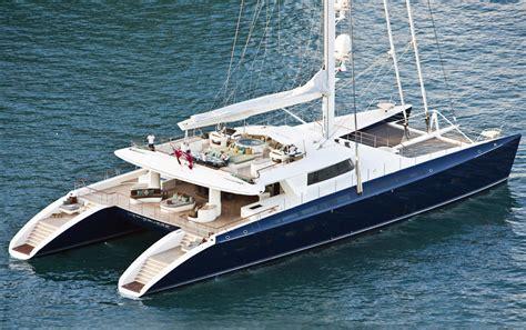 catamaran alu a vendre hemisphere le plus grand catamaran du monde mer et marine