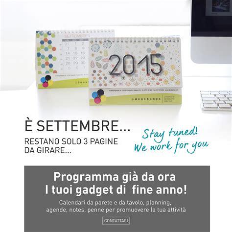 sta calendari da tavolo un anno sta per finire ideosta litografia