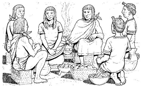 imagenes de aztecas para colorear dibujos para colorear de aztecas plantillas para colorear