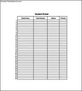 blank list template blank class list template sle templates