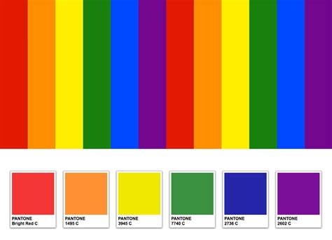 what are the colors of the flag the rainbow flag fashion trendsetter