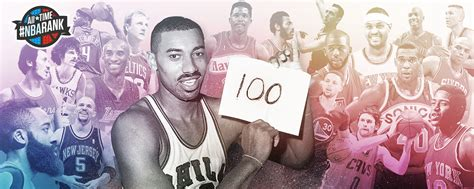 100 best of all time all time nbarank the greatest players