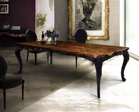 luxury dining room tables 20 luxury dining tables for the modern dining room
