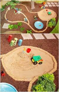 Toy Box With Bookcase 5 Cool Diy Sandbox Ideas For Your Kiddos