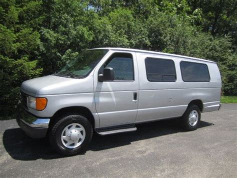 repair anti lock braking 2006 ford e 350 super duty van auto manual sell used 2006 ford e 350 super duty xlt extended 10 passenger luxory van shuttle bus nice in