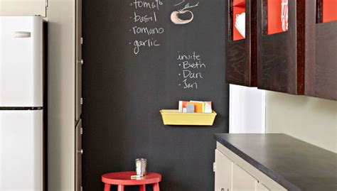 chalkboard paint application chalkboard wall