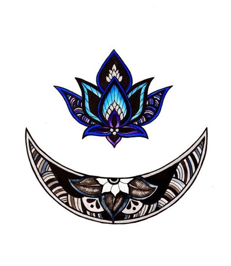 lotus tattoo cultural appropriation 37 best front leg tattoos for women images on pinterest