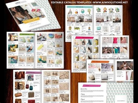 create   catalog  indesign id
