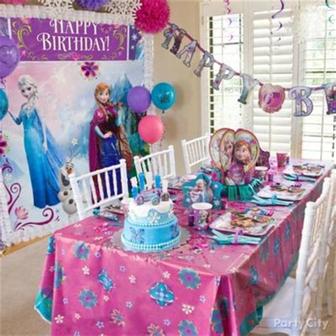 frozen themed decorations frozen photo booth diy city