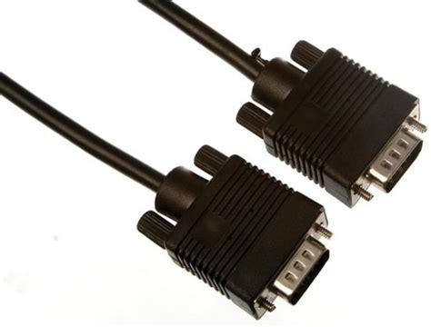 Sale Kabel Vga To 10meter bol hq vga beeldscherm kabel zwart 10 meter