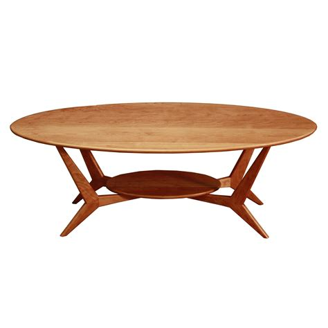 mid century table l mid century coffee table wood revival