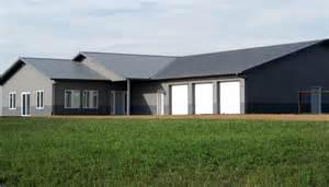 Pole barn house and shop plans pole barn home plans dzuls